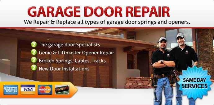 Garage Door Repair Pembroke Pines FL